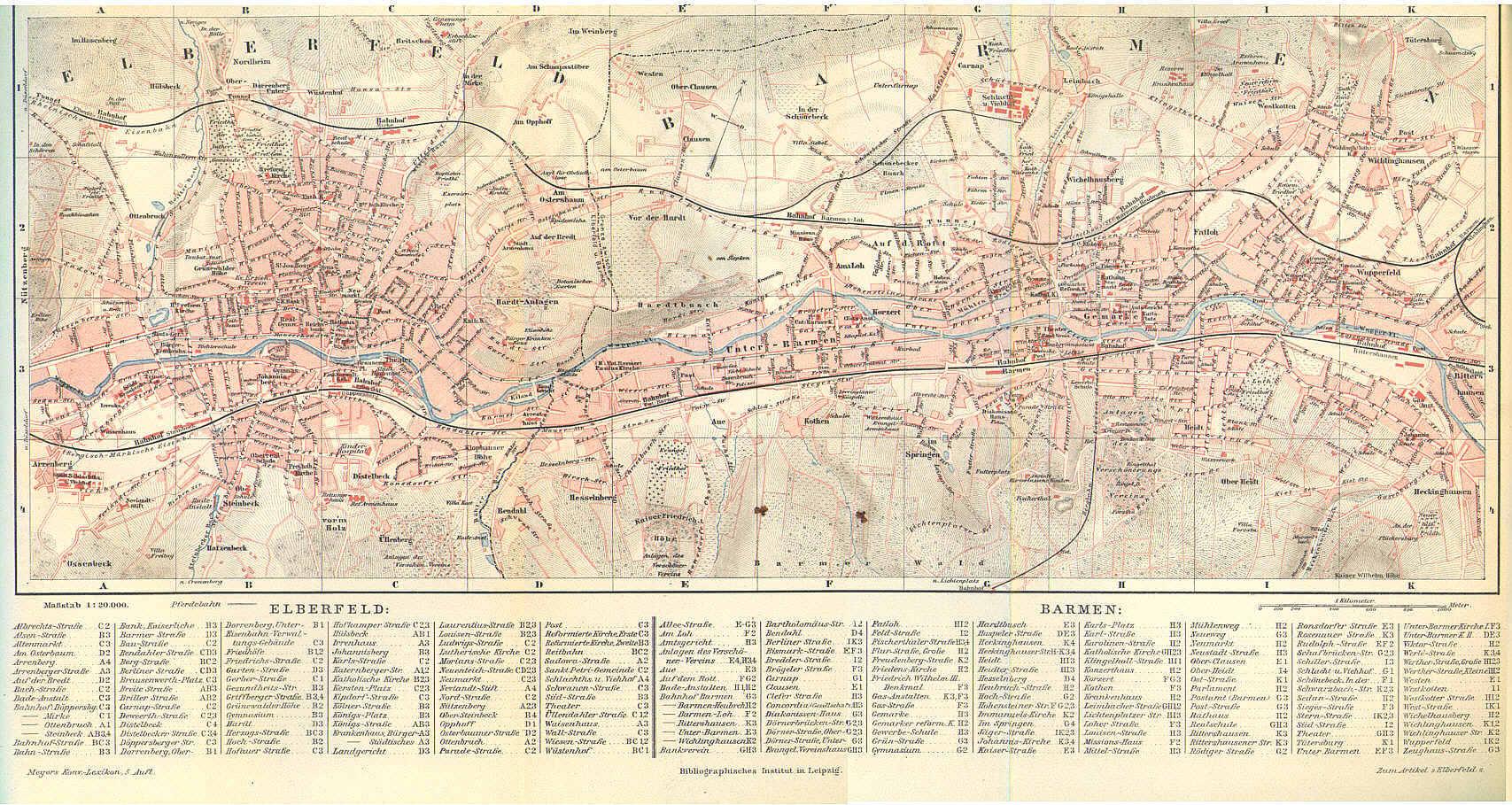 Fernsprecher Karte Deutsches Reich Lithographie 1899 alte historische Grafik